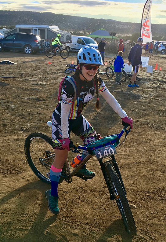 Shannon Villegas - Shannon is a passionate and accomplished mountain biker and bike-packer (and wannabe trail runner). She has competed in all of Epic Ride's endurance mountain bike events, with many podiums,including a 1st place at the Grand Junction Off-Road (known as one of the most technical 30+ mile courses). In 2016, she completed the Arizona Trail Race (300 mile), a self-supported, backcountry,bike-packing event.She's always looking to spend time on the trail and inspire others to fall in love with them... especially the Arizona Trail. She enjoys pushing pixels as a freelance graphic designer and marketing guru.A SoCal convert, she feels incredibly blessed to live and work in Arizona with her amazing husband,and is always ready for a new adventure…living life 'with the lid off'!