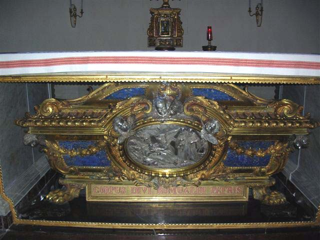 The Tomb of St. Romuald