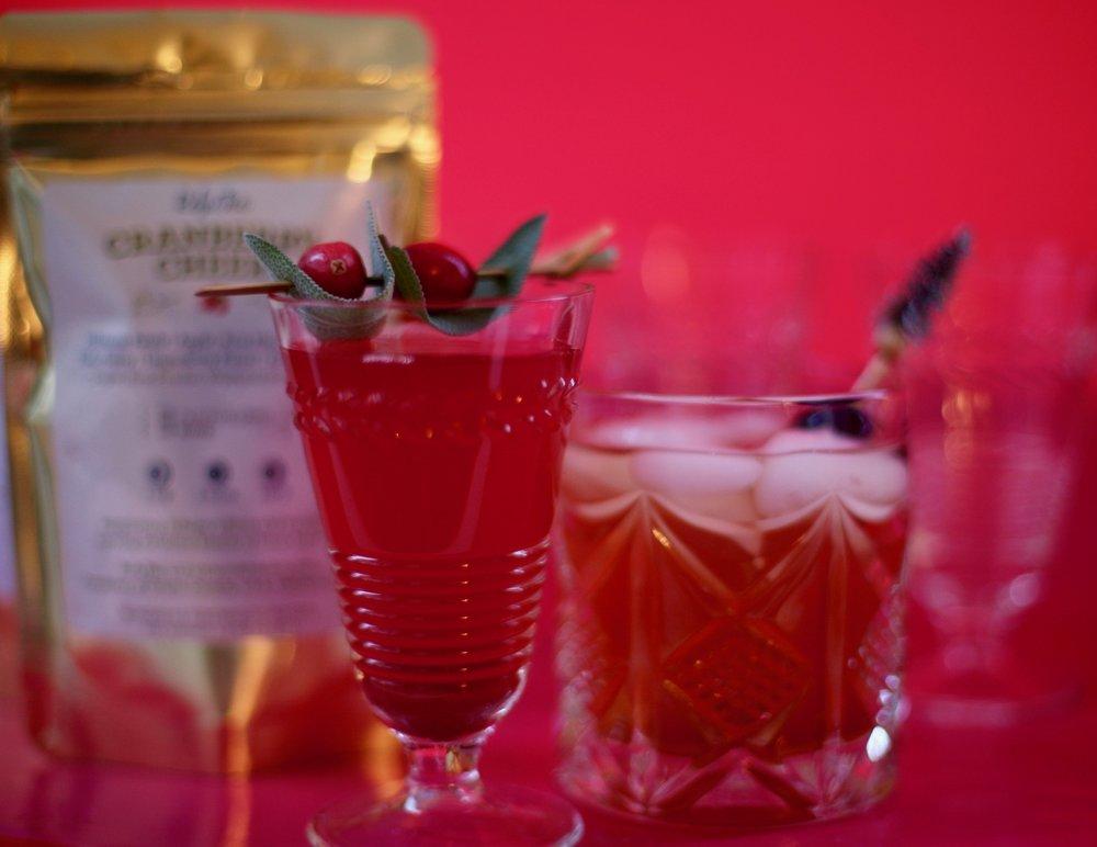 the Rosé Sparkle