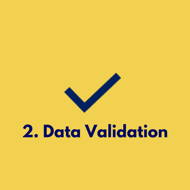Data quality is essential to understanding your data story. We inspect your transaction data to ensure the quality and accuracy of every sale.