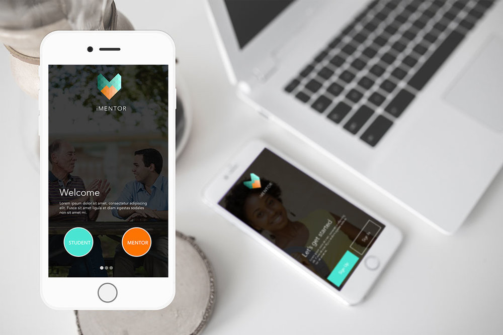 iMentor -  STUDENT FACING MENTORSHIP MOBILE APP