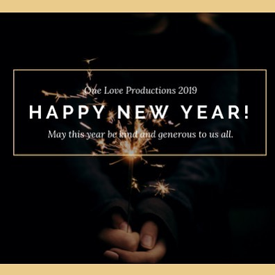 Happy New Year!!! Thank you for being so awesome to us in 2018!! We're so grateful for our clients and their families!  We're really appreciative of our team, and looking forward to what 2019 has in store for us!