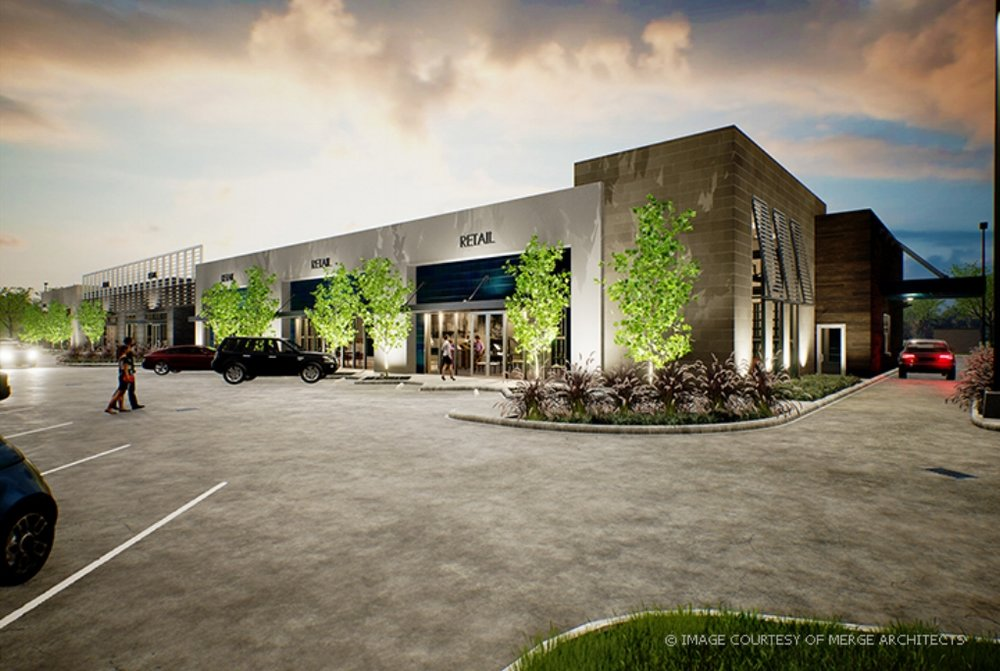 THE COURTYARD - Property Type: RetailProperty Size: ~23,000 square feetAvailable Suites: From 1,200 square feetLocation: Pearland, TX