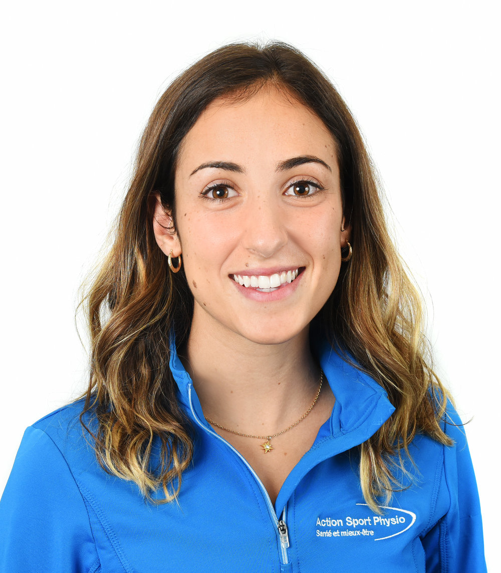 Isabella Pace - Physiotherapist