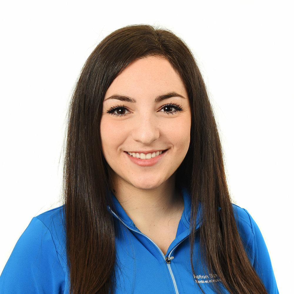 Megan Vincelli - Occupational TherapyM.Sc. O.T., B.Sc. Rehab.Sci.