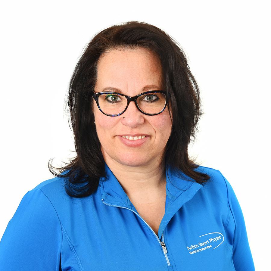 Isabelle Fortier - Massage TherapistFQM, RITMA