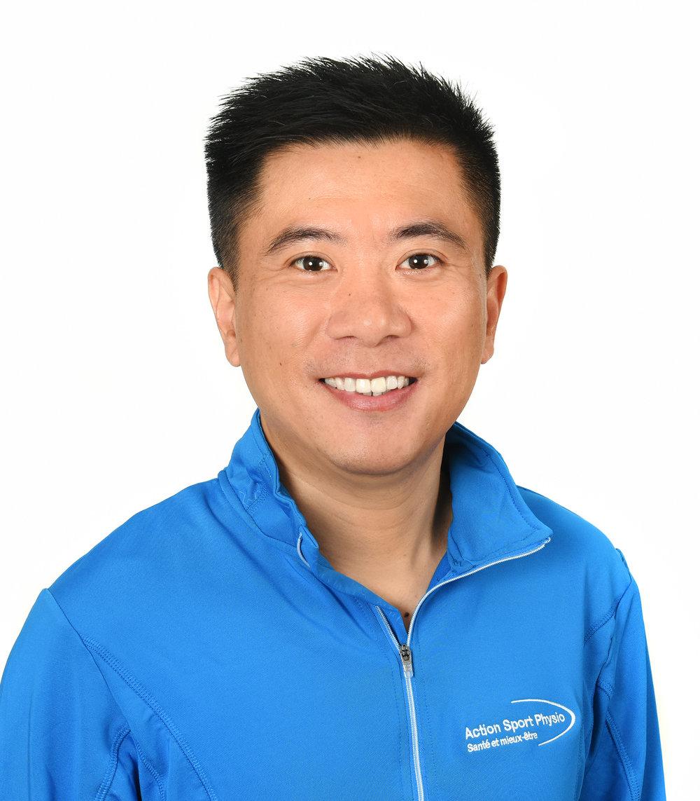 Jun Zou - Athletic TherapistM.Sc., CAT(C)
