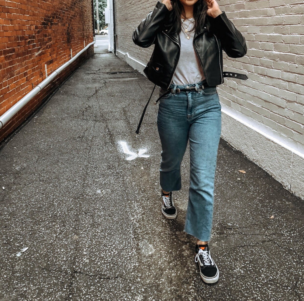 3 Ways to Style a White Shirt- Another Thursday