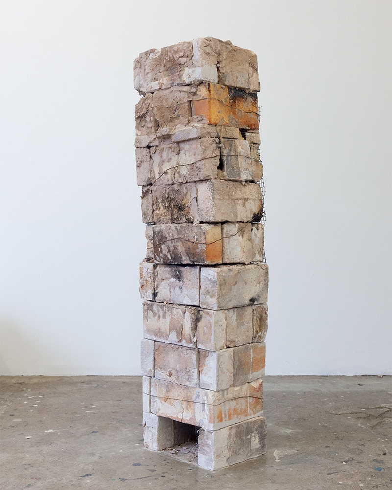 """Stack 11"", 2018, Calvin Shimada"
