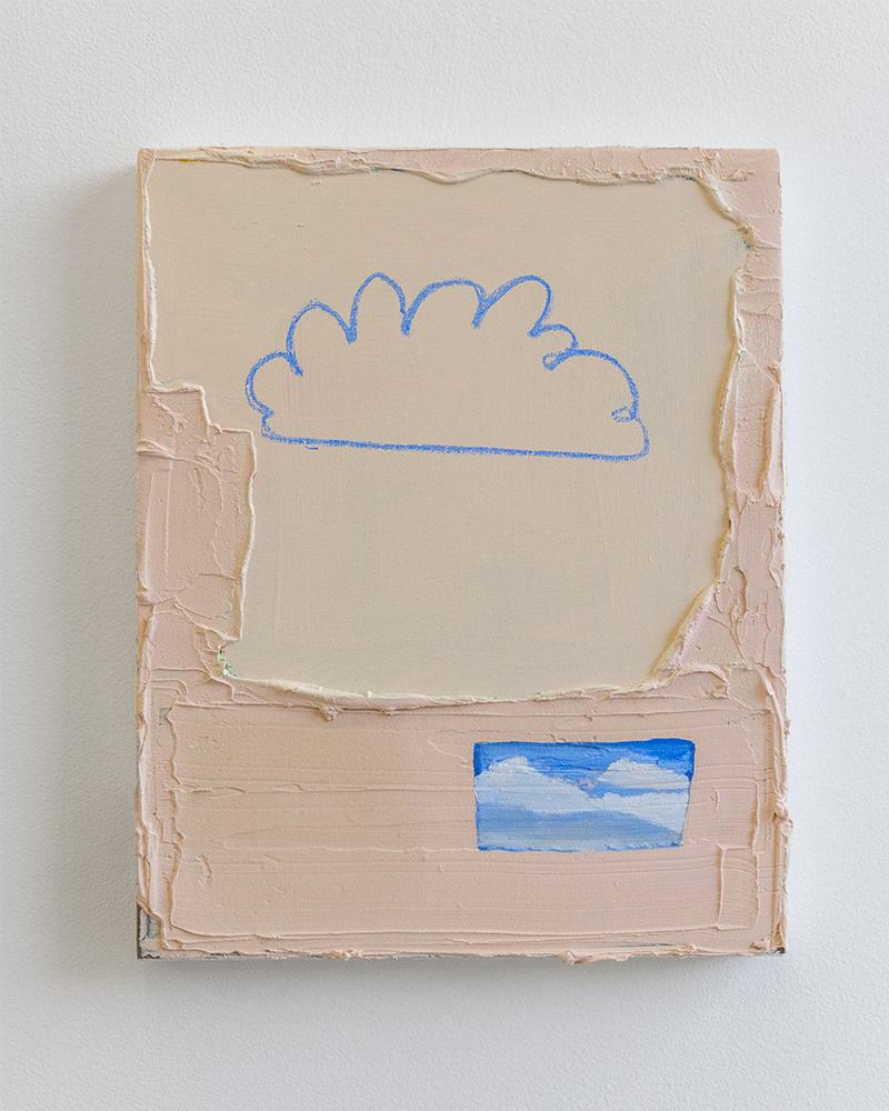 """""""Cloud, Clouds"""", 2018, Kainoa Gruspe"""
