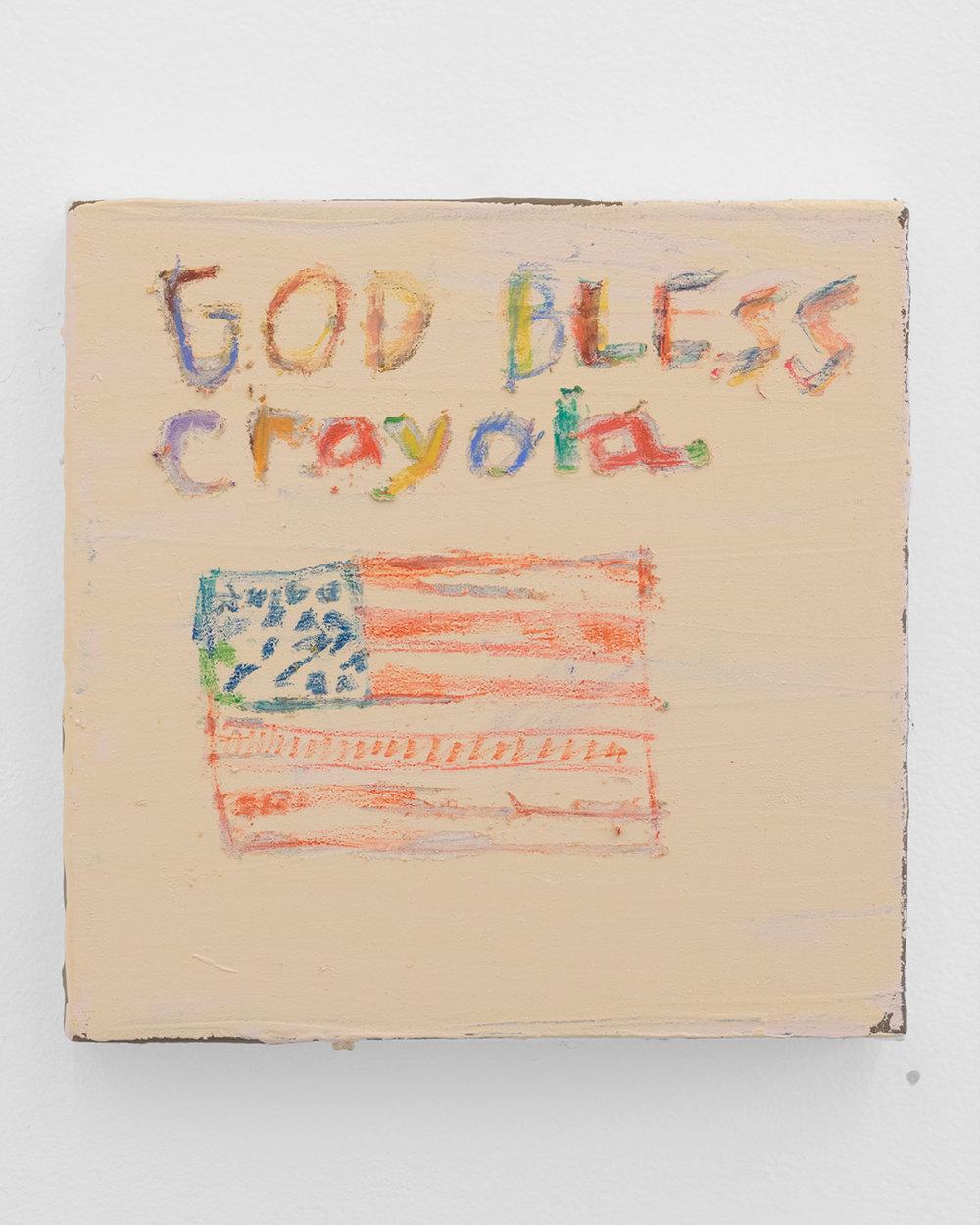 God Bless Crayola, 2018