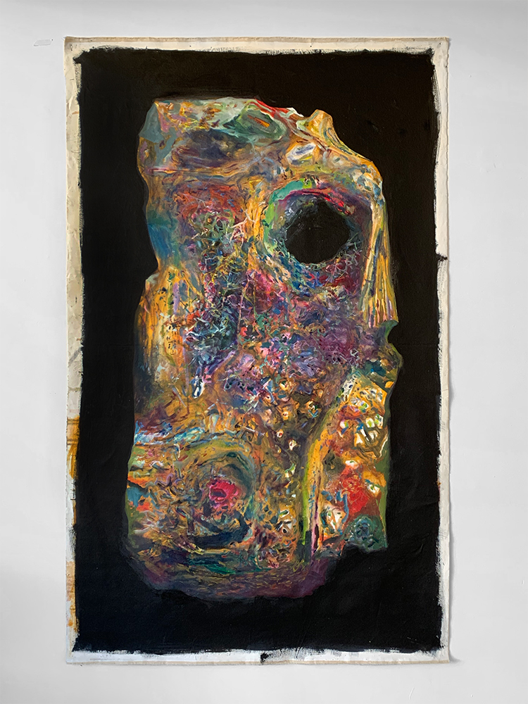 """""""Dark Matter Garden"""", 2019 by Solomon Enos"""
