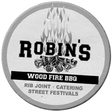Robin's Wood Fire BBQ & Grill