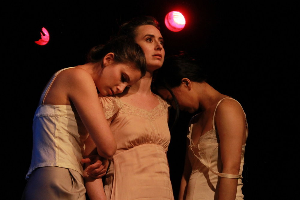 Sublimis by Lizzie Vieh from Hell Hath No Fury Like A Women's Shotz with Amios Theater.