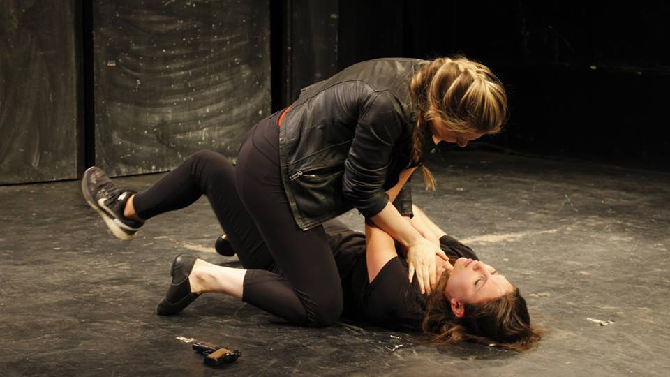 Some fun stage combat from a show with Amios Theatre.