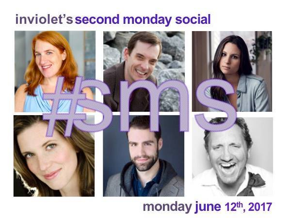 Another public presentation of  The King-Anning  with  Inviolet Theater  in their new play reading program, Second Monday Social.  June 12th @ 7 PM