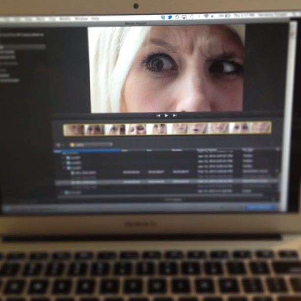 crazy eyes (at keaphope editing suite)