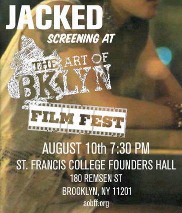 Join us for the screening!  Come to St. Francis College - Founders Hall at 7:30 pm on Friday, August 10th.  180 Remsen St, Brooklyn NY. We're part of the Brooklyn Laughs portion of the festival, screening with other comedic shorts.