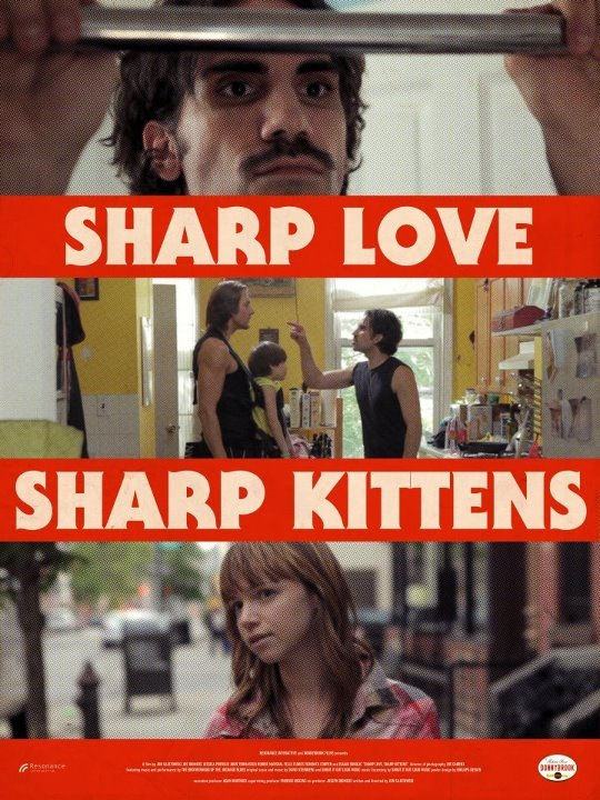 Sharp Love, Sharp Kittens is screening at Anthology Film Archives.   July 2nd @ 6 PM  New Filmmakers  NY Summer Screening Series   Anthology Film Archives  Deren Theater 32 2nd Ave