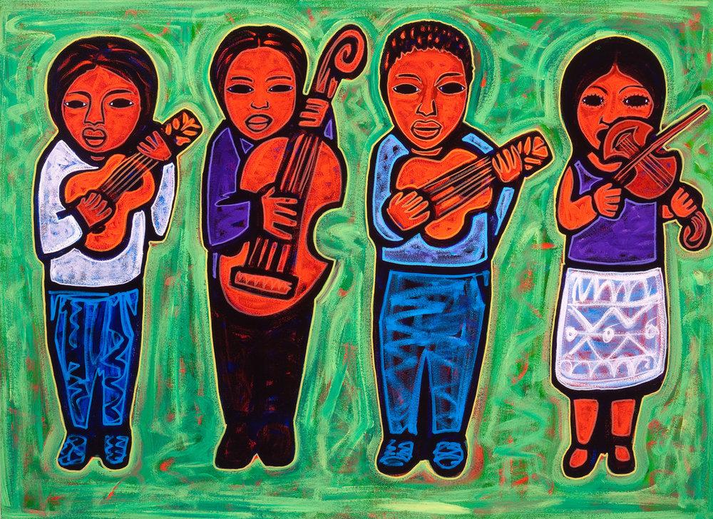 musicos, 2009,