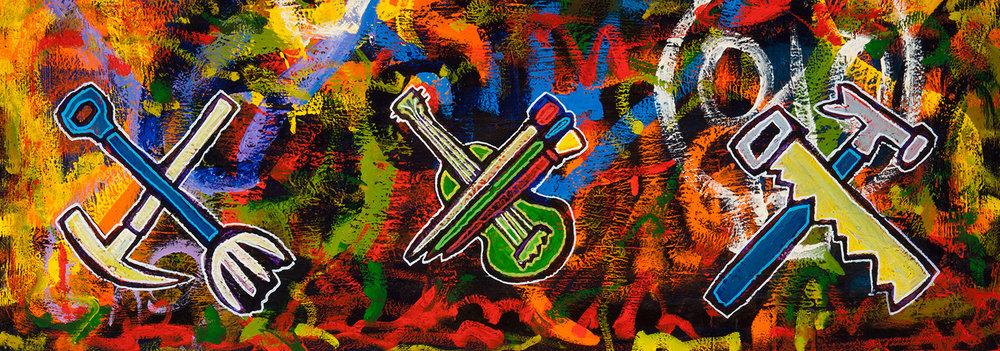 tools, 2012, 30x11