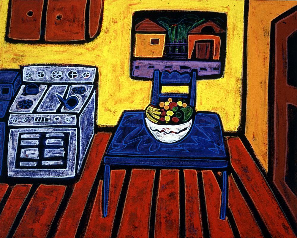 mesa, 2001, 11x9