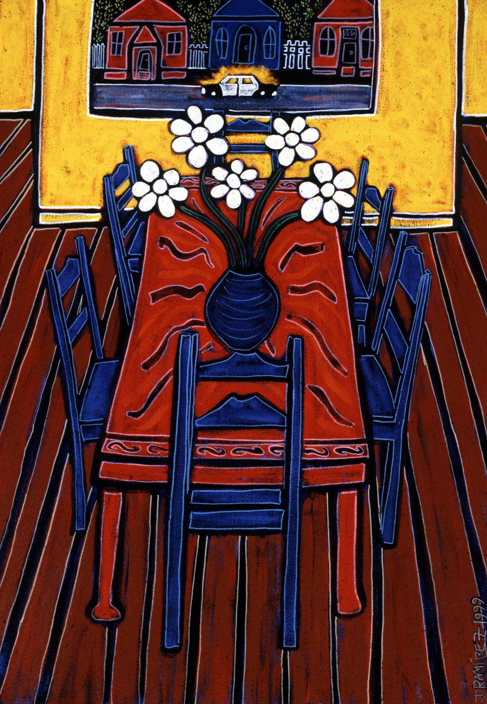 mesa, 1999, 13x17