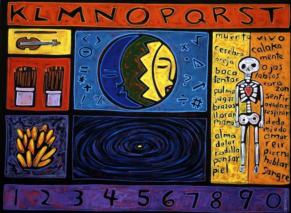 room 13, 2003, 16x12