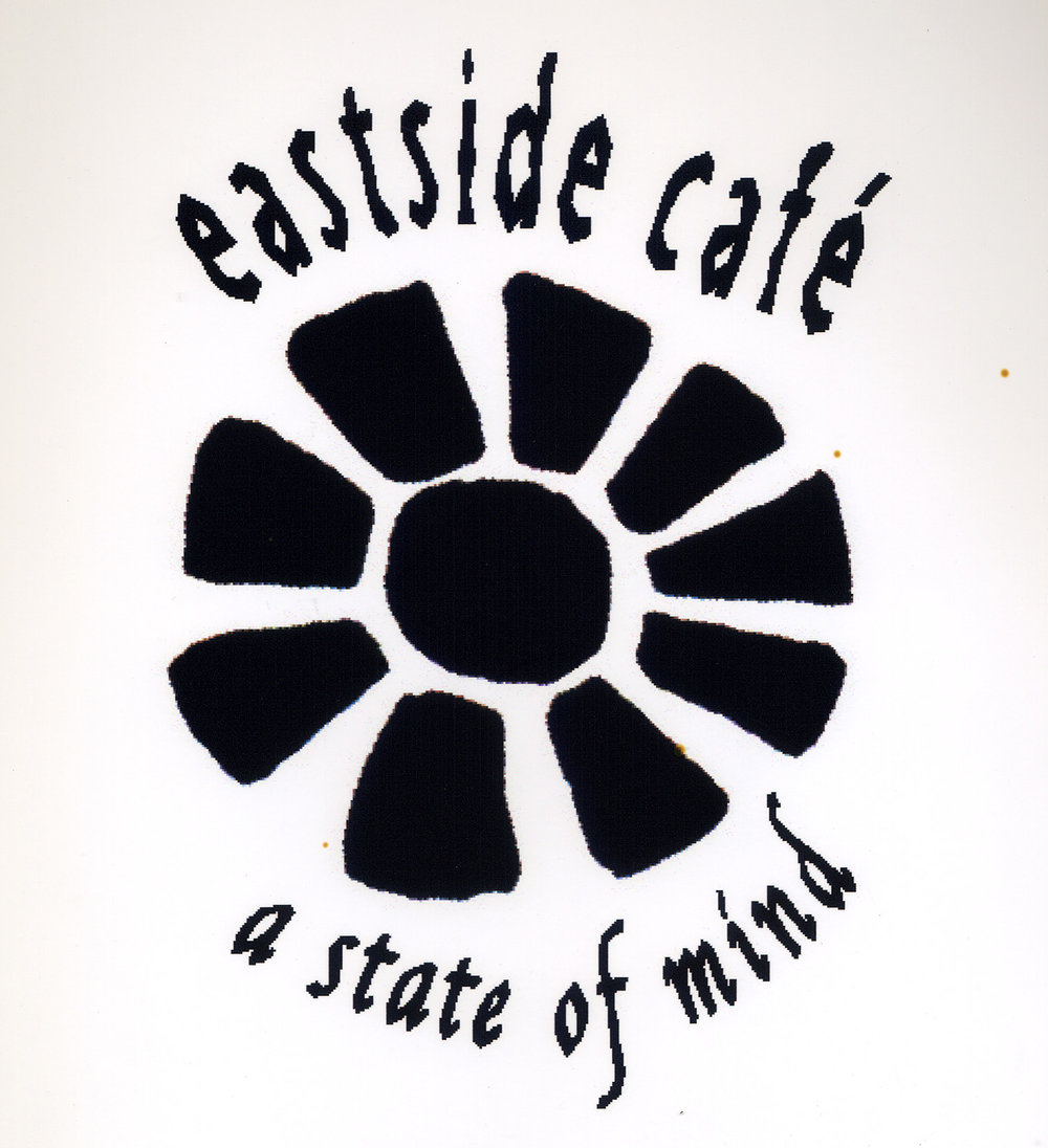 Logo for Eastside Cafe, 2003.