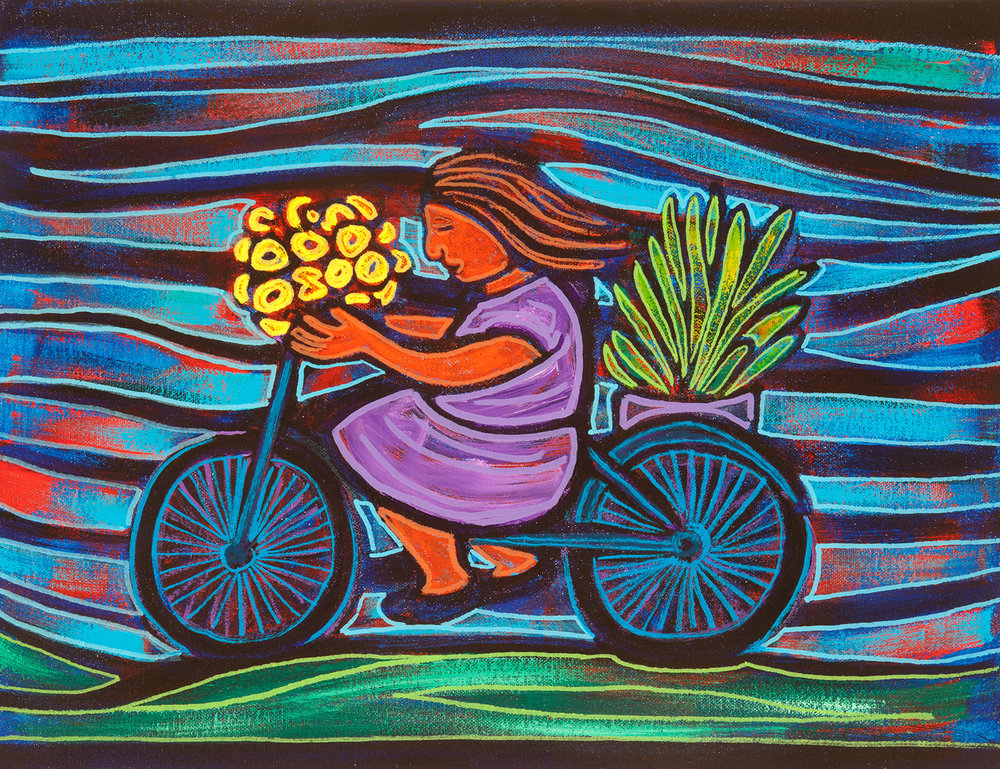 bicicleta, 2014