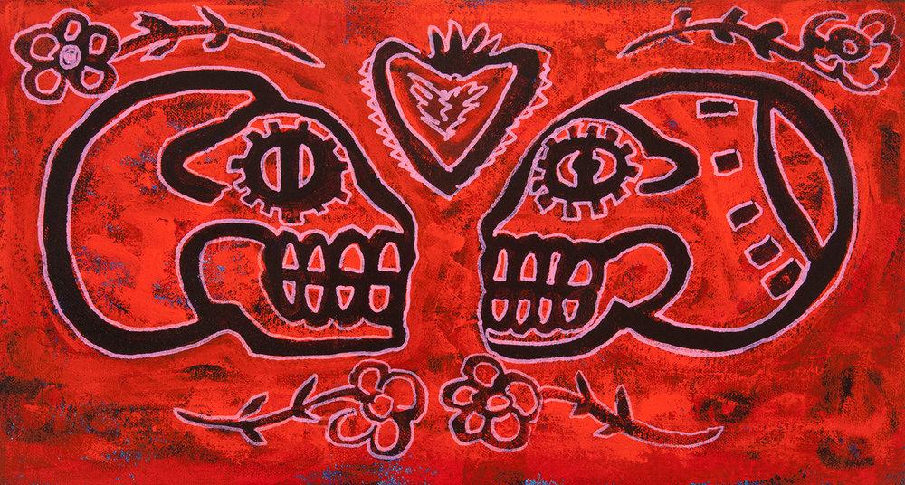 calaka love, 2014