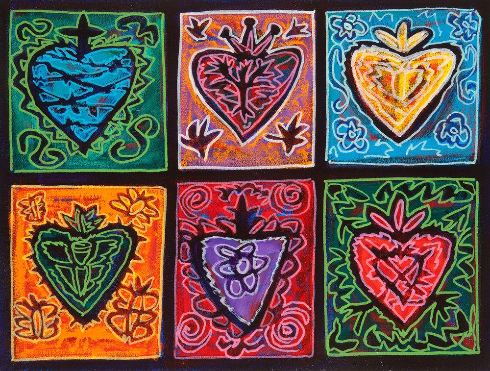 corazones, 2014
