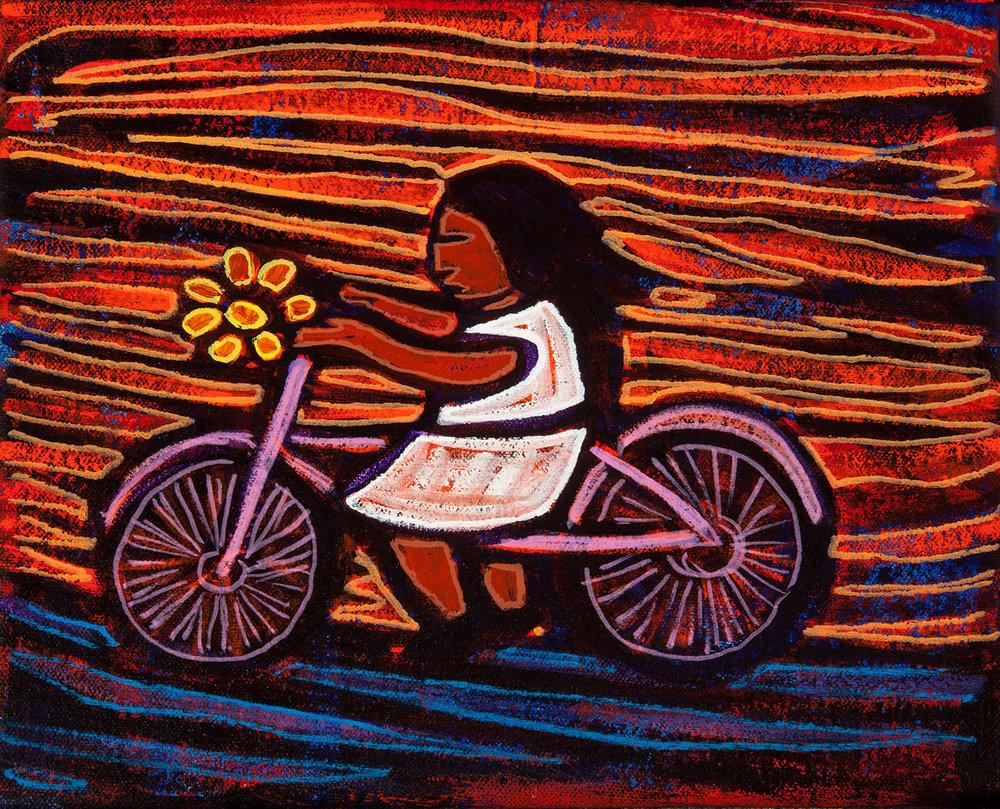 sunset rider, 2014