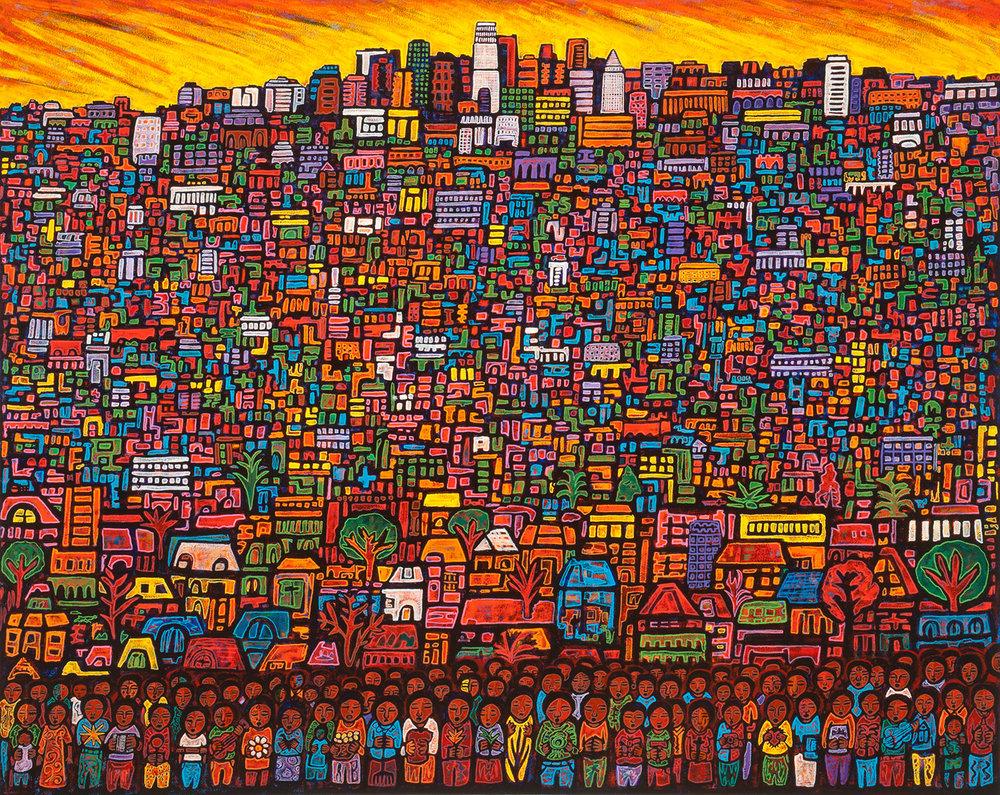 vecindad, 2014