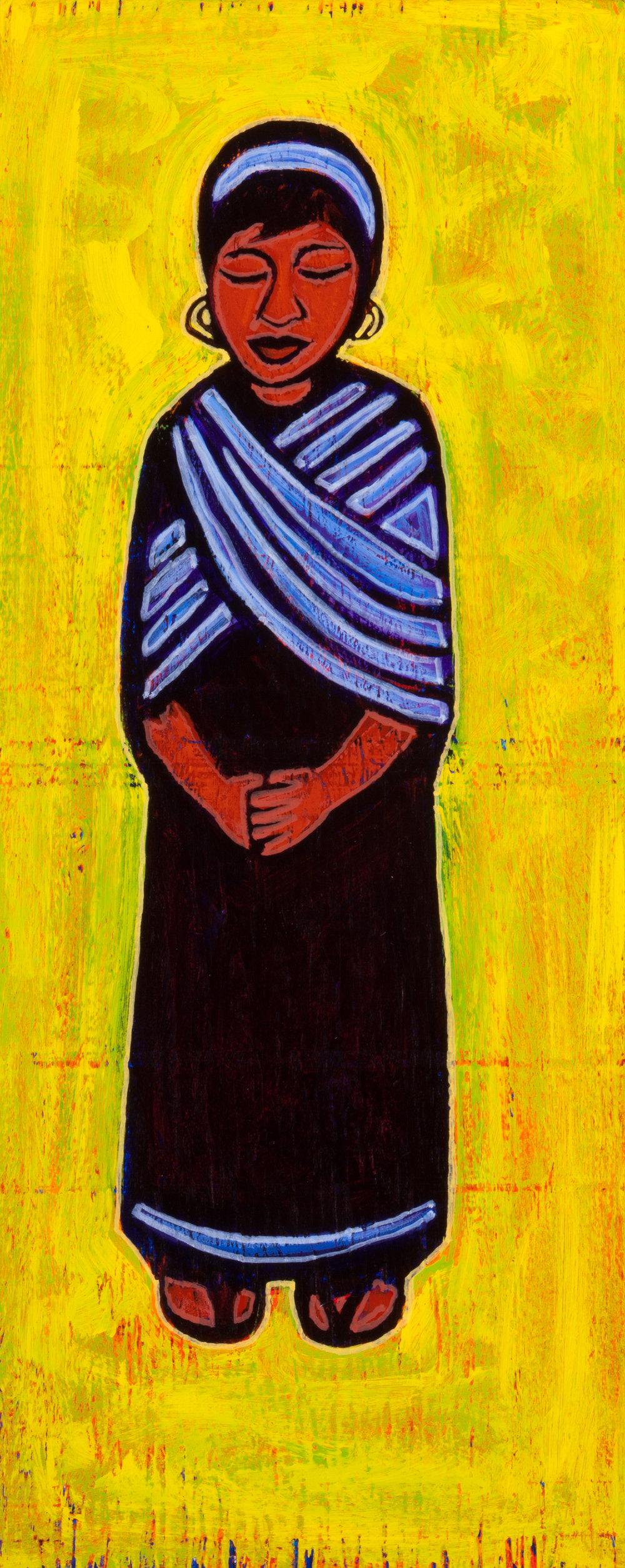 mujer, 2013
