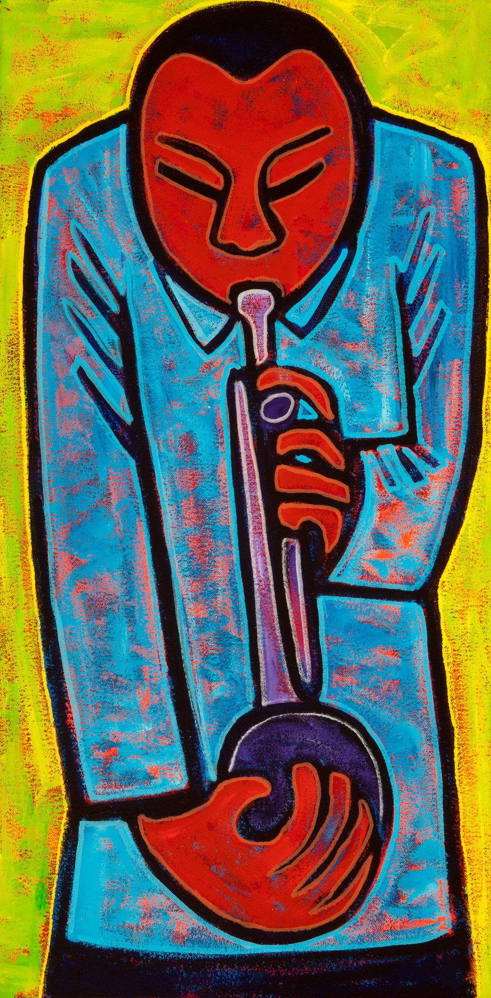 trompetista, 2013