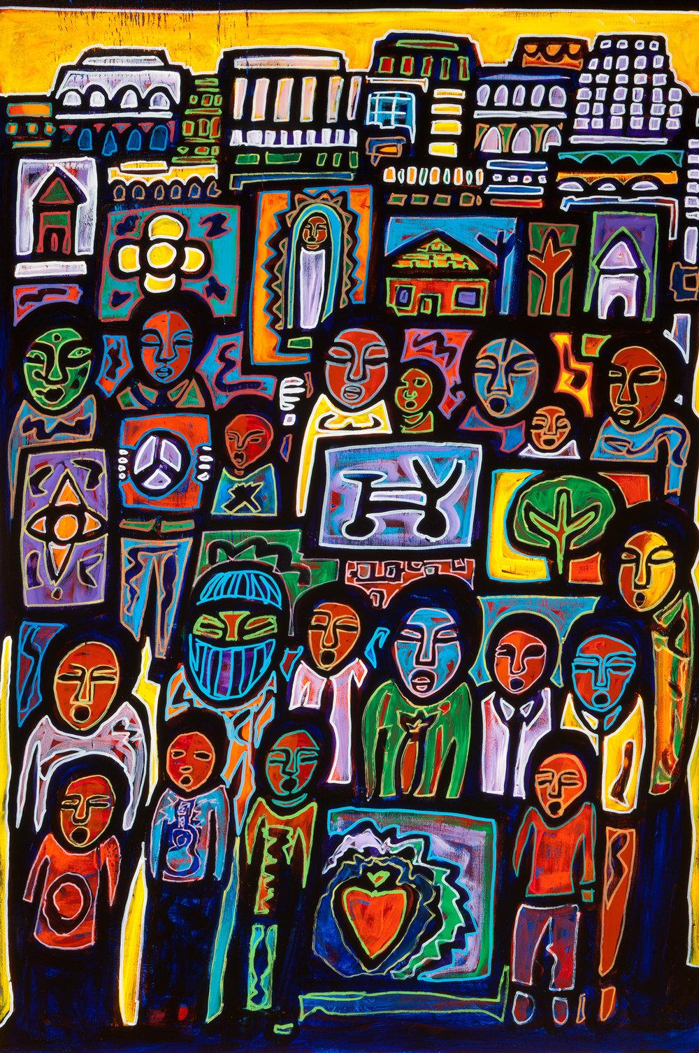 la gente, 2012