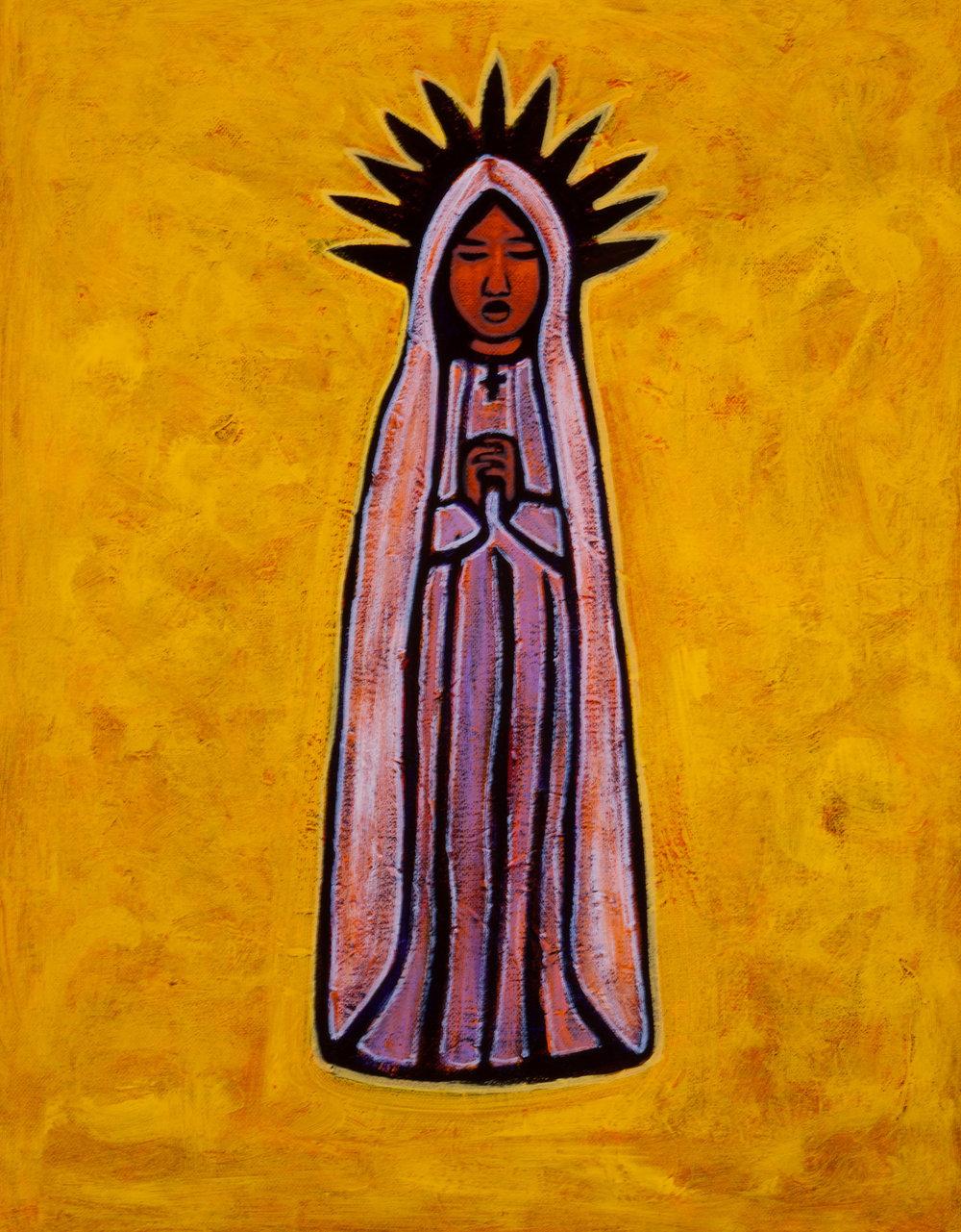 la santa, 2012