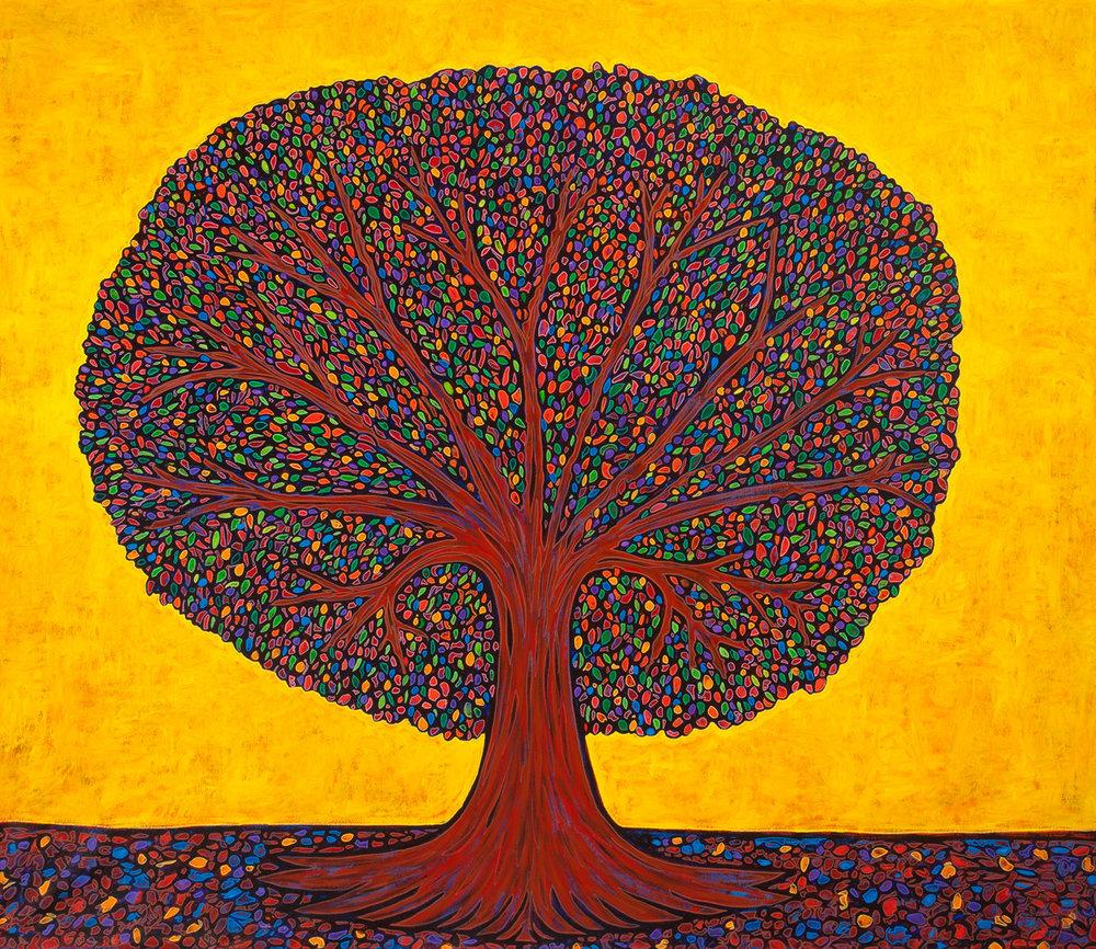 arbol de fruta, 2011