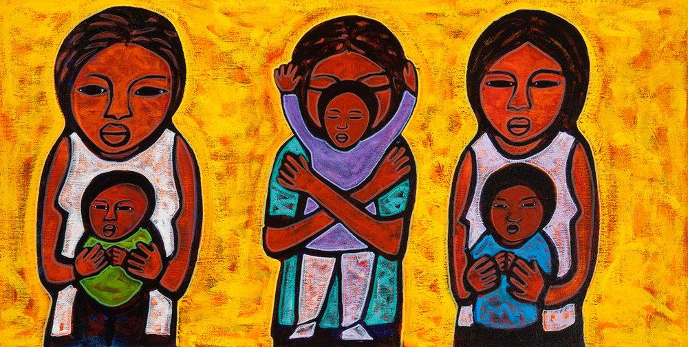 tres mamas, 2011