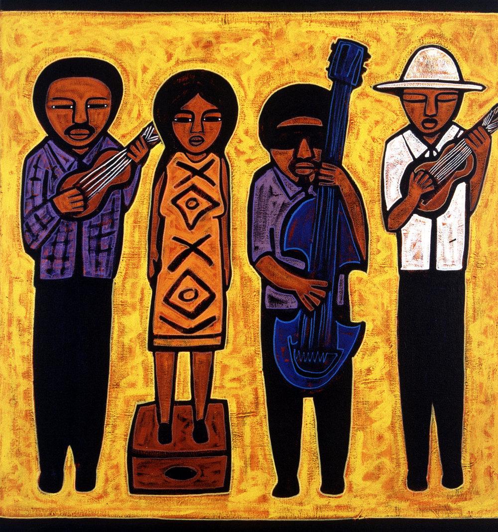 ghetto quartet