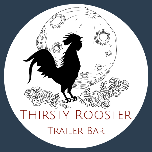 Thirsty Rooster Trailer Bar