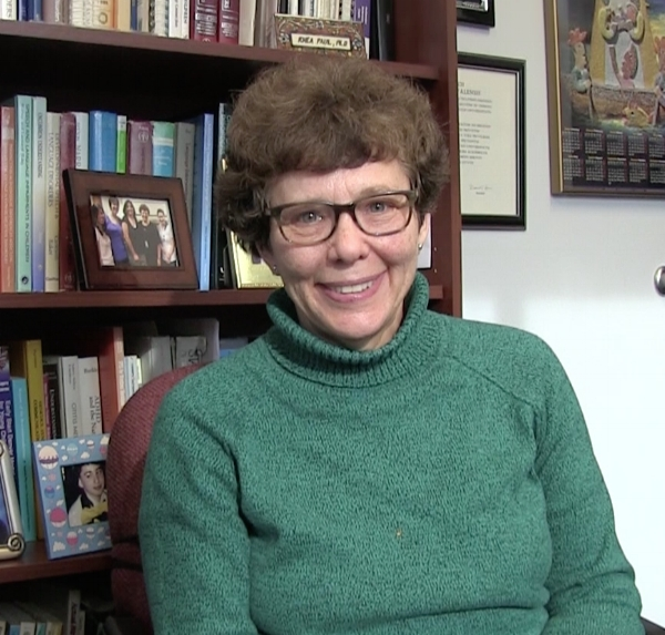 Dr. Rhea Paul