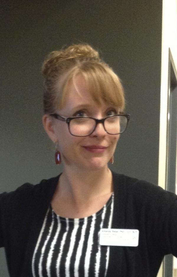 Dr. Amanda Stead