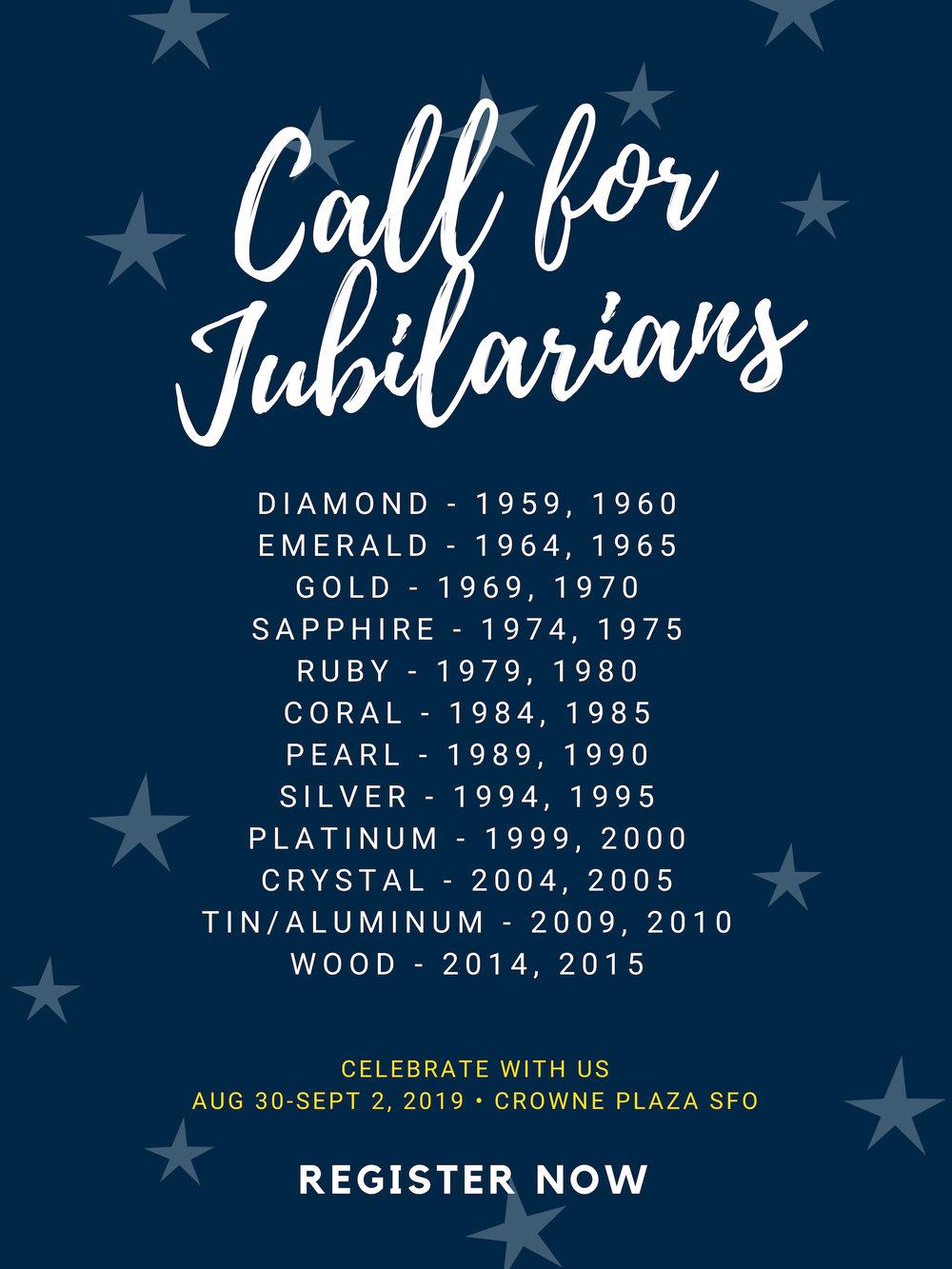 CallForJubiliarians-UPAAA