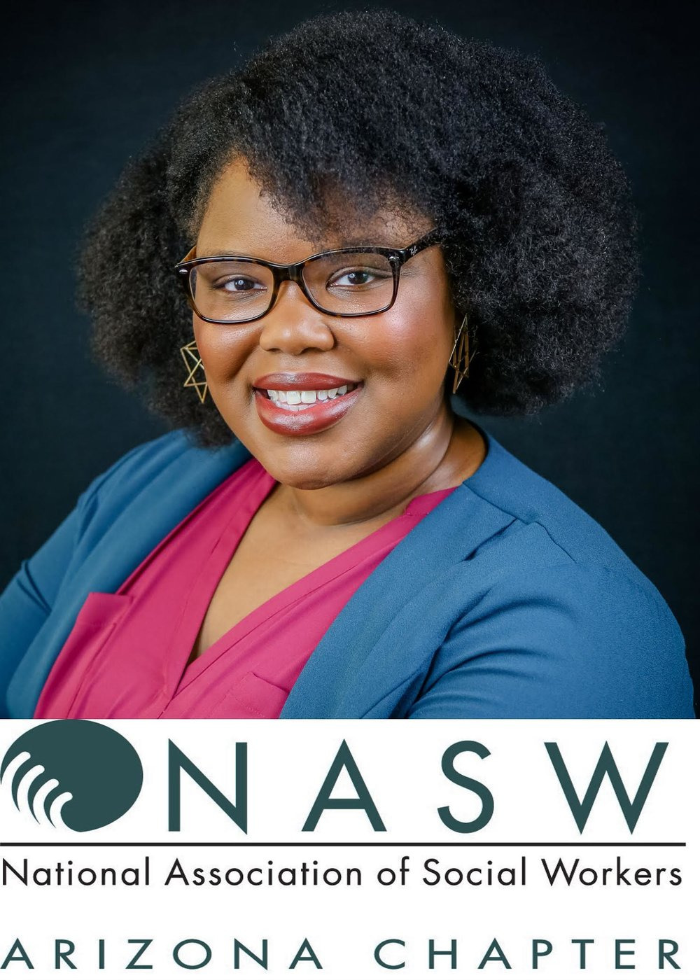 Lindsay Love endorsed by NASW