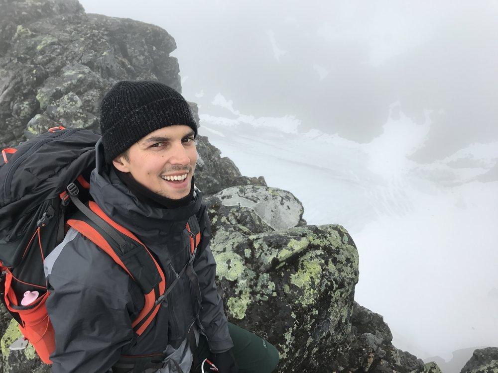 Martin Amble Ruge - Nyinnfløtt, innhaldsprodusent hjå Nasjonalparkriket Reiseliv