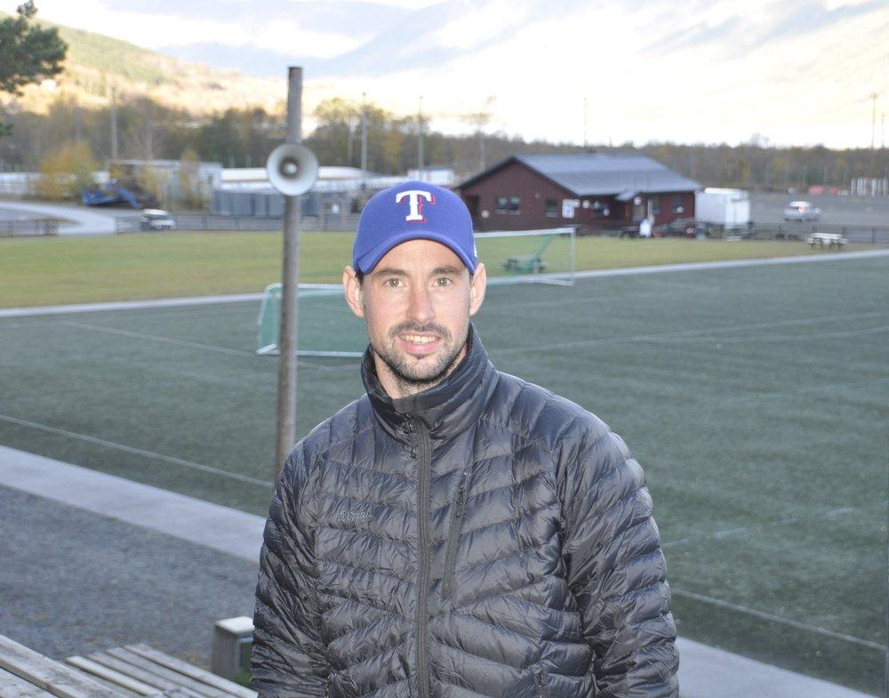 Stig Roar Mandal - Landmålar i Lom kommune