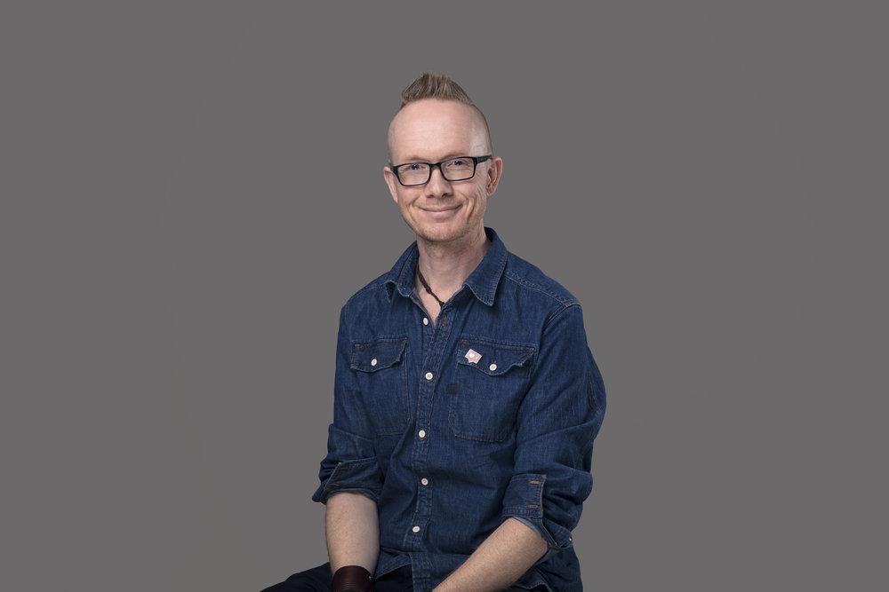 Tormod Sperstad - Digital marknadsføringsekspert frå Skjåk