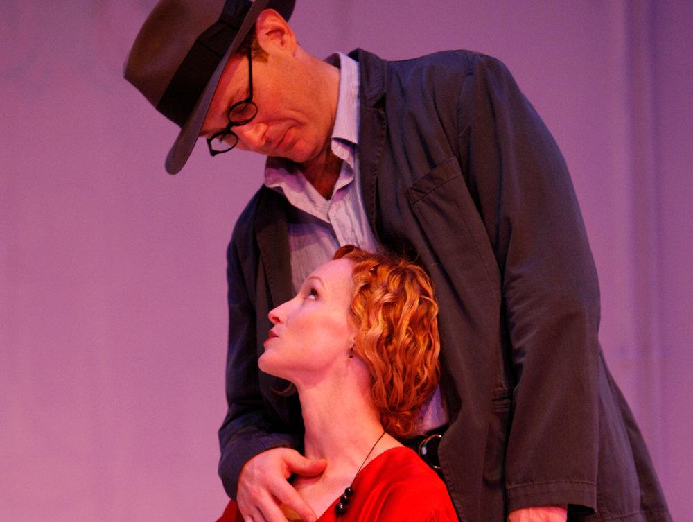 Angela Christian & David Bishins